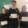 Maths Puzzle Winners