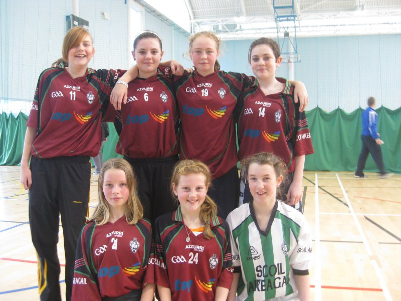 5-a-side-blitz girls 1st year team 2011
