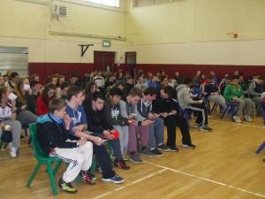 Seachtain na Gaeilge Bingo 2015