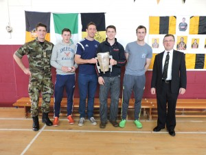 Kilkenny Hurlers 2015 with Liam O'Brien