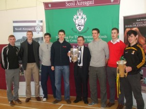 Kilkenny Minors and Seniors with Principal