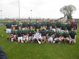 Scoil Aireagail Hurling Team 2013-Leinster Champions