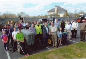 Tractor Run 1