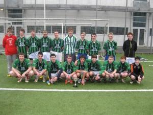 U-17 Boys Soccer Team 2012-2013